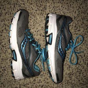 🌴 Saucony Women's Cohesion 8 Running Shoe Sz 7.5